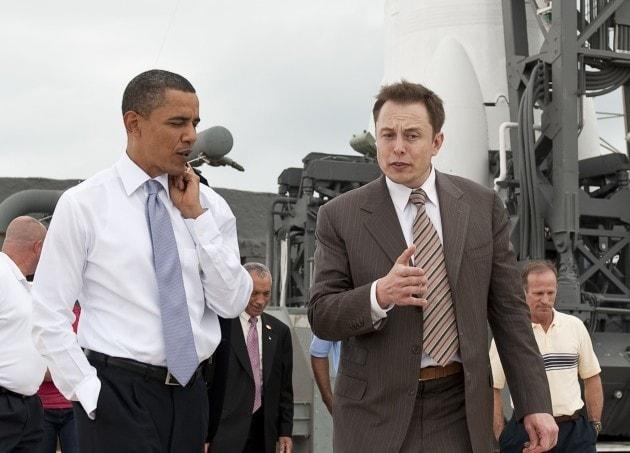 ถกไอเดียเรื่อง Hyperloop กับ Obama หวังจะสร้างต้นแบบระหว่าง ลอสแอนเจลลิสและ ลาสเวกัส