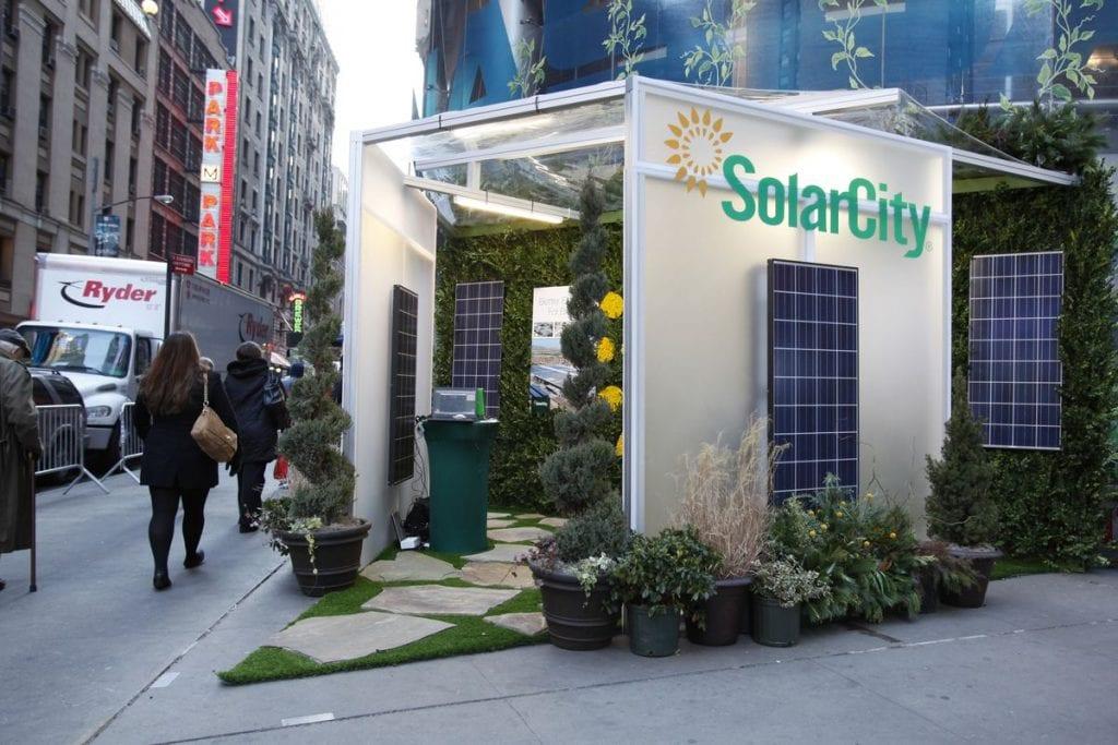 ตั้ง SolarCity ขึ้นมาโดยใช้เทคโนโลยีในการช่วยให้มีประสิทธิภาพมากขึ้น