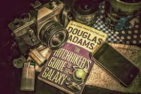 หนังสือ The Hitchhiker's Guide to the Galaxy