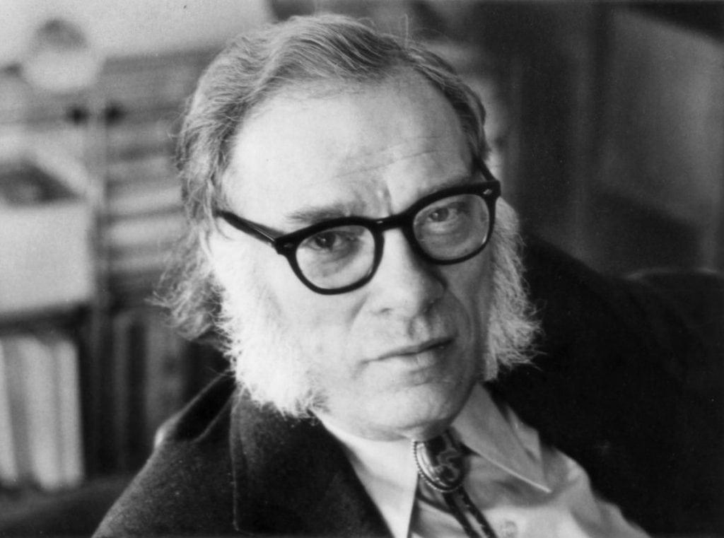 หลายแนวคิดของ มัสก์ ได้มาจากนวนิยายของ Isaac Asimov