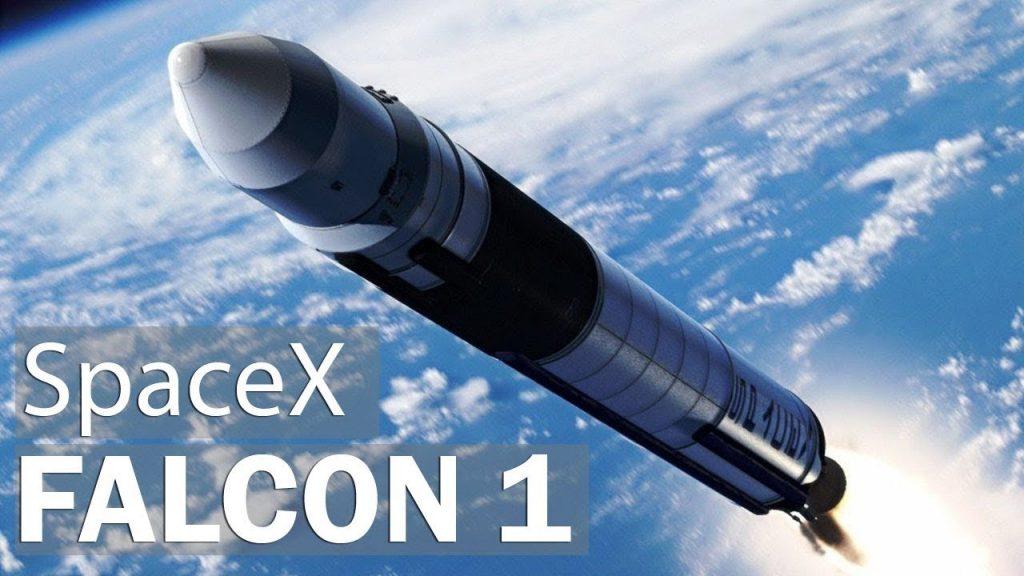 ฟัลคอน 1 จรวดตัวแรกของ SpaceX
