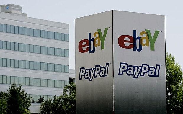 สุดท้ายยักษ์ใหญ่อย่าง ebay ยื่นข้อเสนอซื้อ paypal ในที่สุด