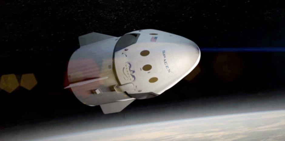 ดรากอน แคปซูลของ SpaceX