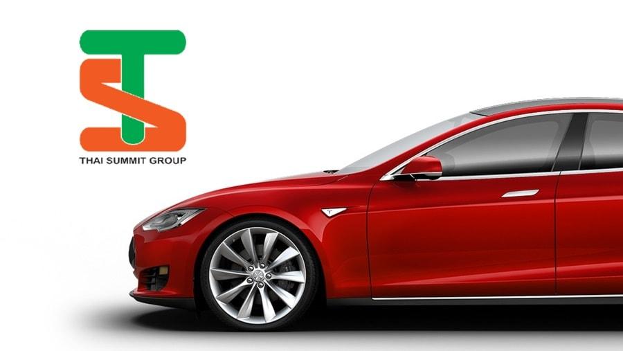 ไทยซัมมิท ที่ช่วยขับเคลื่อนการผลิตให้กับ Tesla