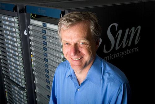 แอนดี เบ็คโตลส์ไฮม์ ผู้ก่อตั้ง sun microsystem