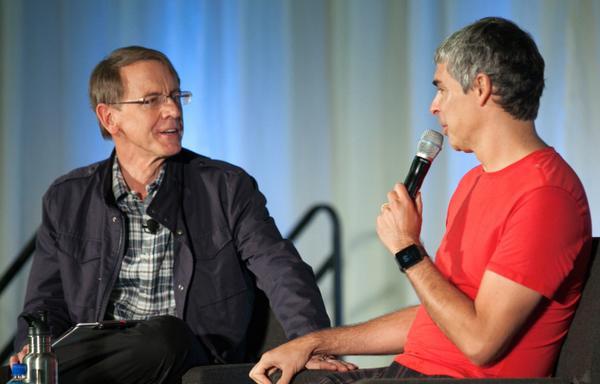 จอห์น โดเออร์ ต้องการ CEO มาช่วยประคับประคองสองคู่หูผู้ก่อตั้ง Google
