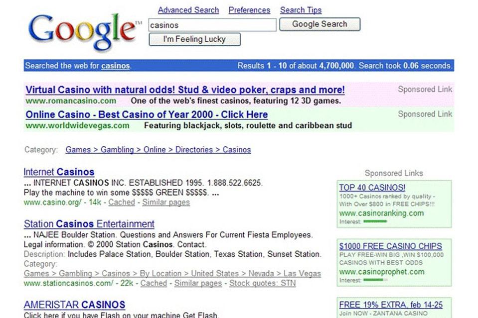 ระบบประมูลคำค้นหา เป็นเครื่องจักรผลิตเงินให้ Google ตลอด 24 ชม.