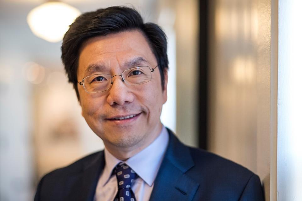 ไค ฟู ลี พนักงานคนสำคัญในตลาดจีนของ Microsoft