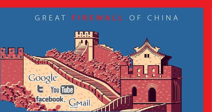 คิดจะมาล้วงข้อมูลจีน หมดสิทธิ์ เพราะติด The Great Firewall