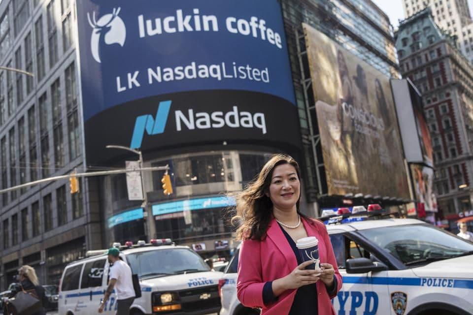 CEO ยิ่งแกร่งพา Luckin Coffee IPO ได้สำเร็จ