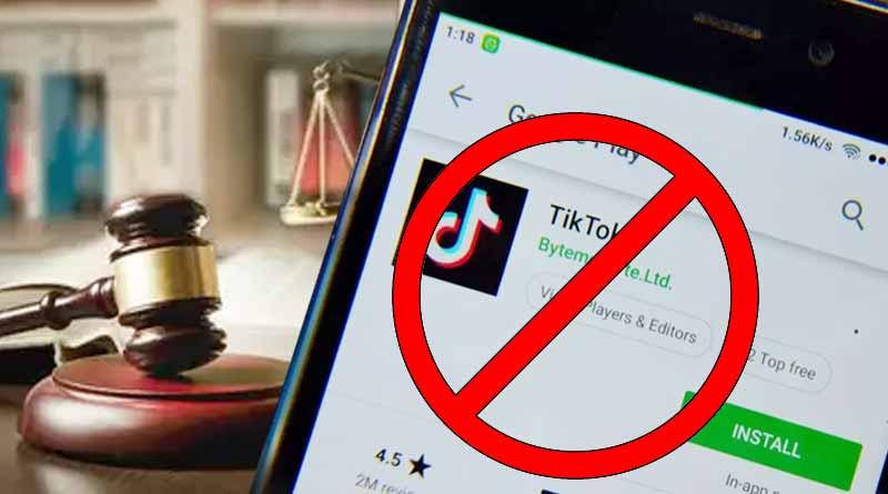 TikTok ถูกแบนชั่วคราวในอินเดีย