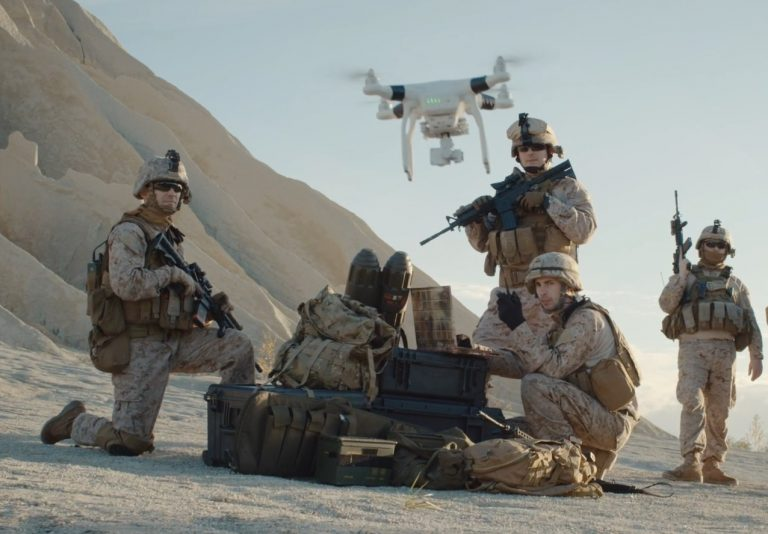 WingMan series of wearable drone detection platforms