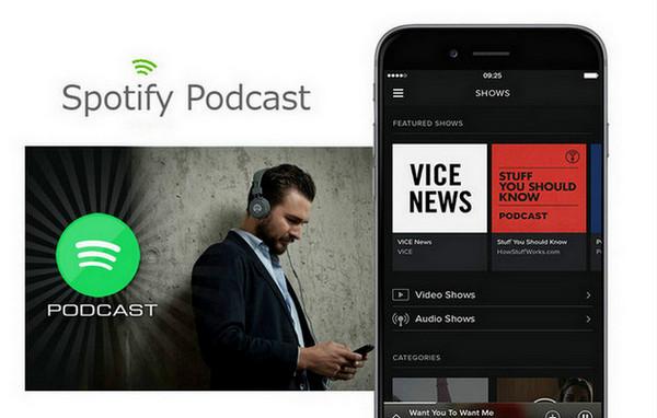 Spotify แพล็ตฟอร์ม Streaming ยักษ์ใหญ่กำลังหาทางทำรายได้กับ Podcast
