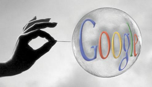 วิกฤติดอทคอม ที่นักวิจารณ์ว่า google ไม่น่าจะรอดได้
