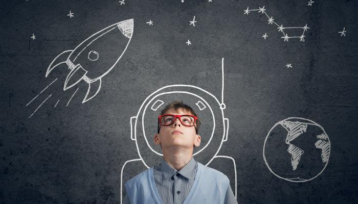 แต่ในจีน เด็ก ๆ ยังอยากเป็นนักบินอวกาศเป็นอันดับแรก