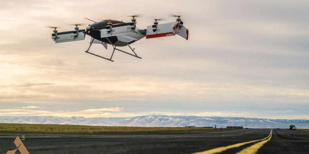 Vahana บินทดสอบระยะใกล้ๆ  ก่อนเตรียมใช้งานจริงในปี 2020