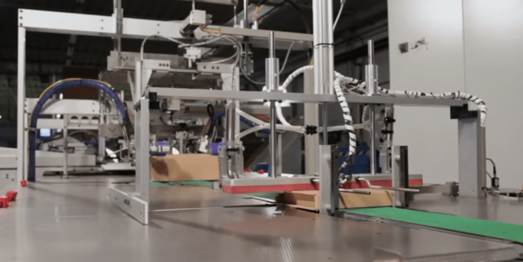 CartonWrap หุ่นยนต์บรรจุหีบห่อที่ประสิทธิภาพมากกว่ามนุษย์ 5 เท่า