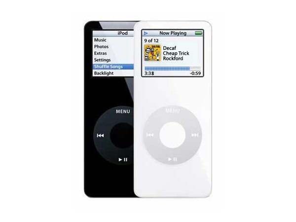 iPod Nano กับปัญหาเรื่องหน้าจอ