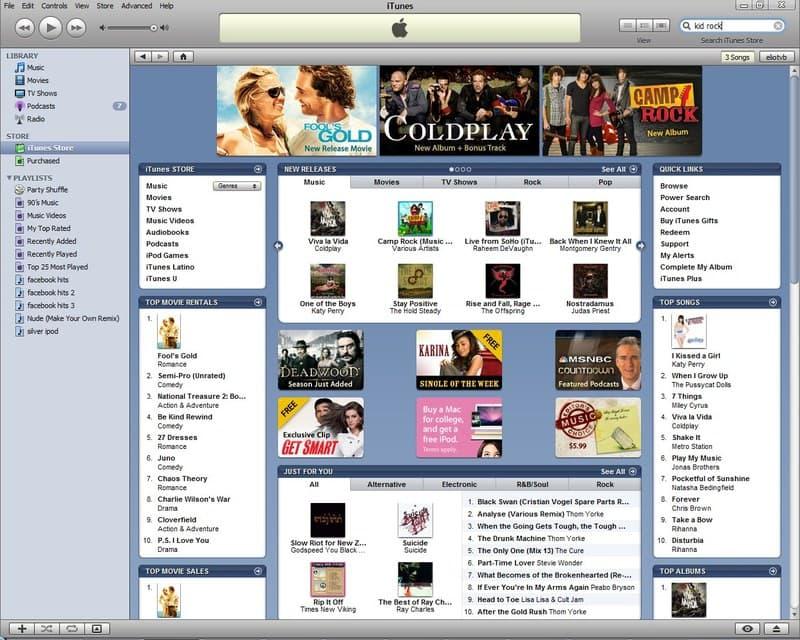 iTunes จุดเปลี่ยนของวงการเพลงดิจิตอลอย่างแท้จริง
