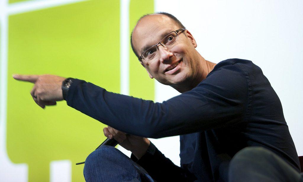 Andy Rubin บิดาของ Android ผู้เปลี่ยน Google ไปตลอดกาล