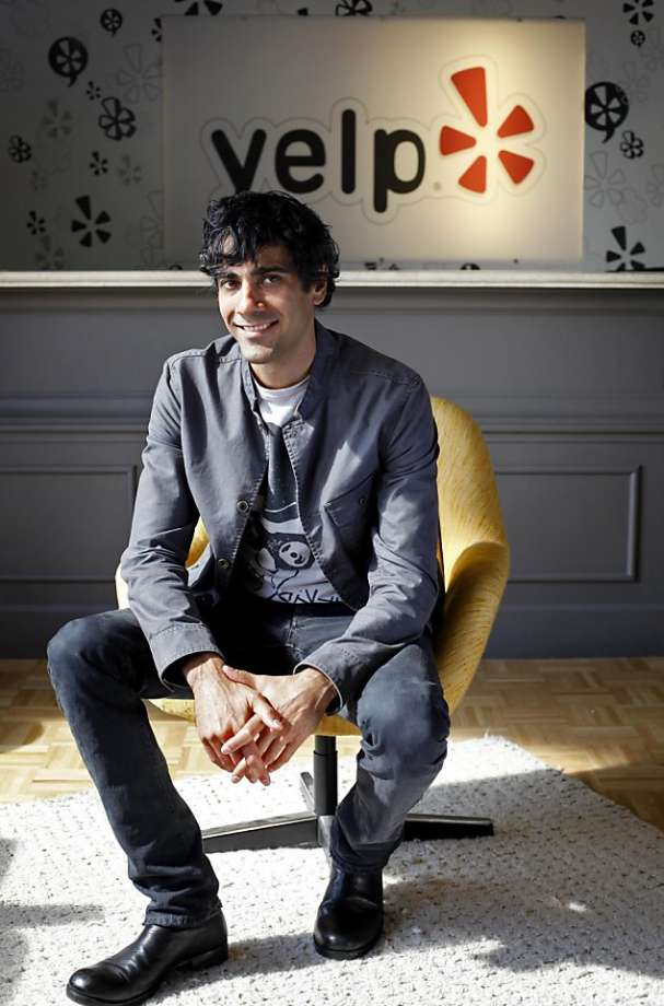 Jeremy Stoppelman CEO ผู้ก่อตั้ง Yelp