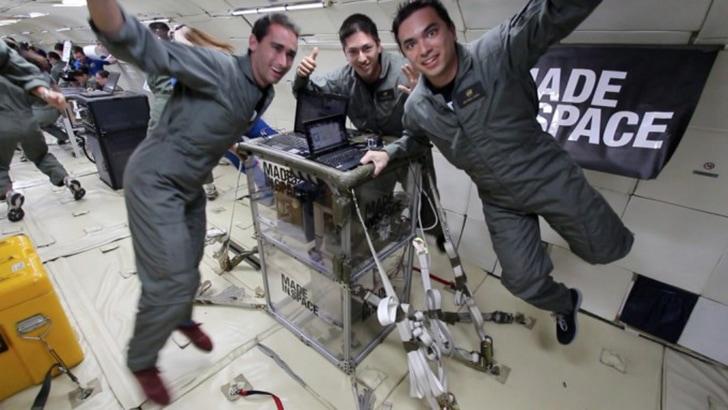 Made In Space กับการพิมพ์ 3 มิติบนแรงโน้มถ่วงเป็นศูนย์