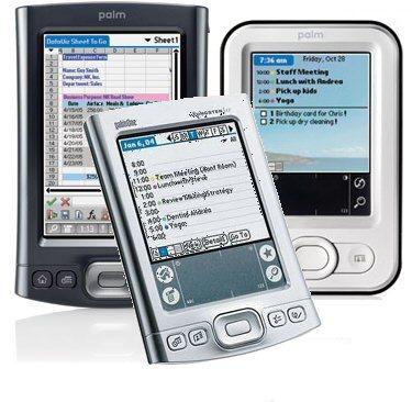 Palm ที่ในขณะนั้น สร้าง PDA ออกมาขายดิบขายดี