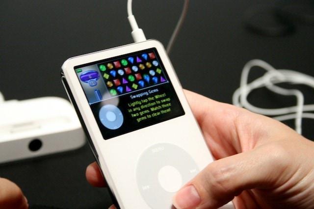 Apple เริ่มเปิดให้นักพัฒนาภายนอกสร้างเกมส์สำหรับ iPod