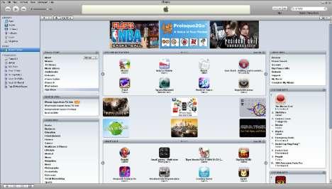การเกิดขึ้นของ iTunes App Store ทำให้คนเริ่มหันมาสนใจ smartphone ขึ้นเป็นวงกว้าง