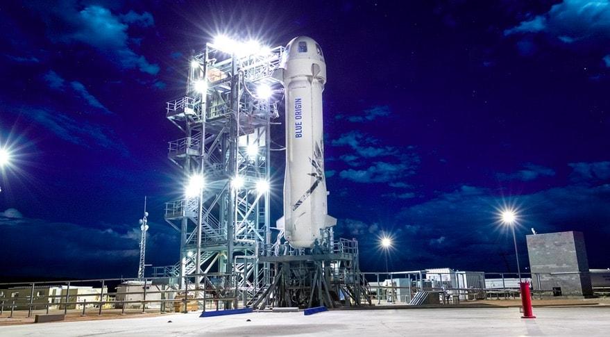Blue Origin ของมหาเศรษฐี เจฟฟ์ เบซอส