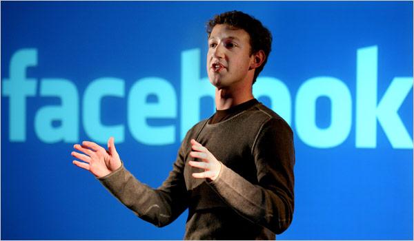 หนุ่มน้อยอย่าง มาร์ค ซักเคอร์เบิร์ก ที่สร้างธุรกิจใหม่บนโลกออนไลน์อย่าง Social Network
