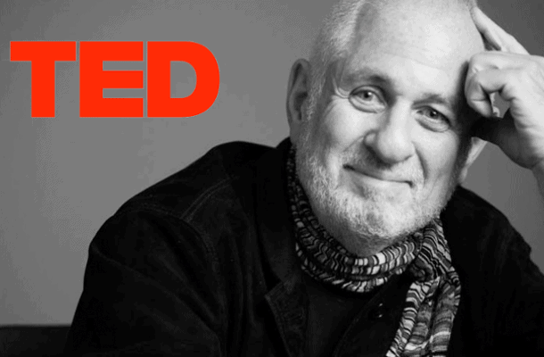 Richard Saul Wurman ผู่ก่อตั้ง TED