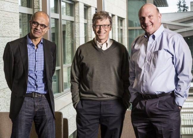 Microsoft ถึงเวลาส่งต่อให้ผู้นำรุ่นต่อไปเสียที