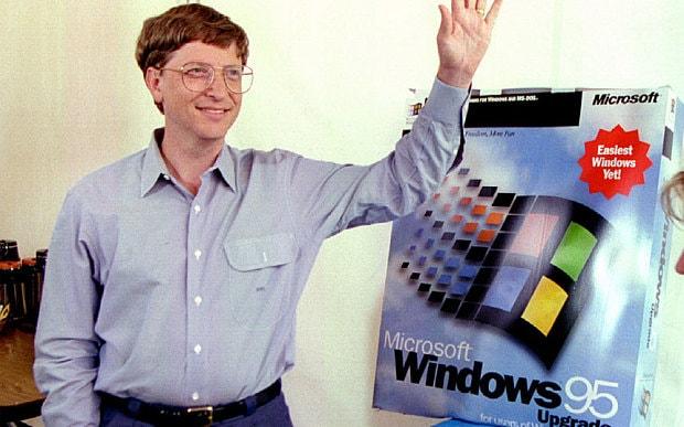 Gates กับการใช้กลยุทธ์ซื้อ Windows แถม Browser ในตำนาน