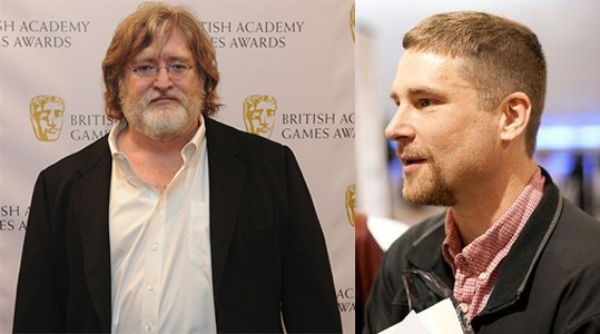 Harrington และ Newell ผู้ก่อตั้ง Valve และคิดวัฒนธรรมองค์กรสุดแนว