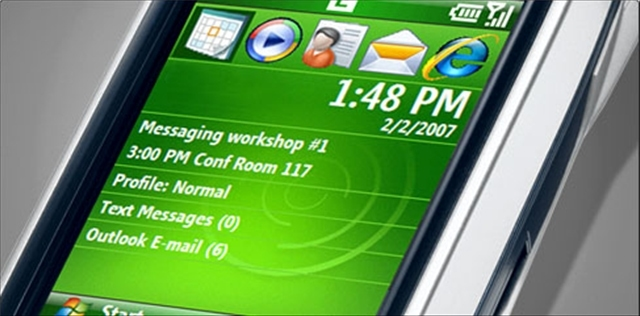 Windows Mobile ที่กำลังเป็นระบบปฏิบัติการมือถือที่มีอนาคต
