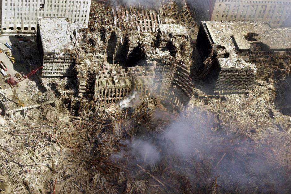 เหตุการณ์ 911 ช็อคโลก