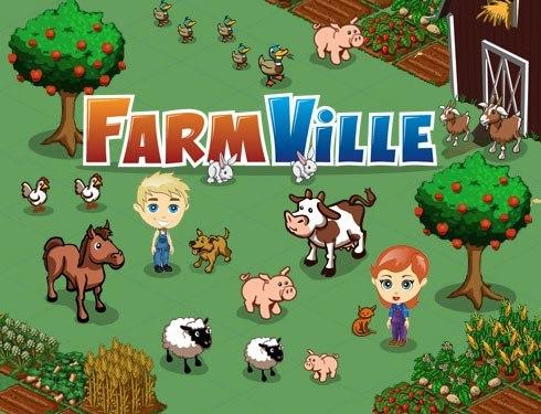 Farmville ที่คนติดกันงอมแงมในสมัยนั้น