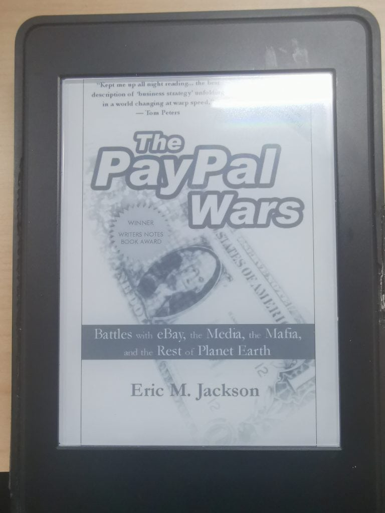 The PayPal Wars by Eric M.Jackson