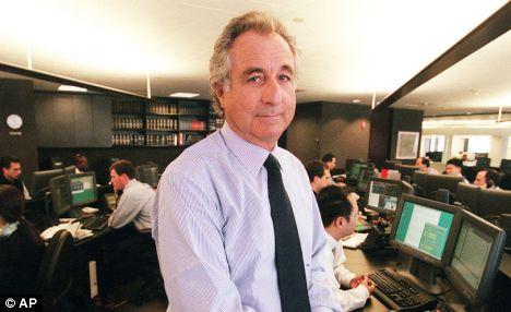 Bernard Madoff ที่กิจการกำลังเติบโตอย่างรวดเร็ว