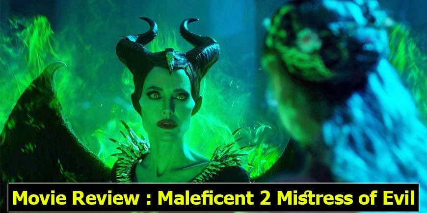 Movie Review Maleficent 2 Mistress Of Evil มาเลฟ เซนต 2