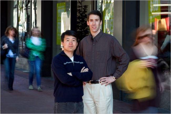 สองคู่หูที่เจอกันที่ Wind-Up Labs