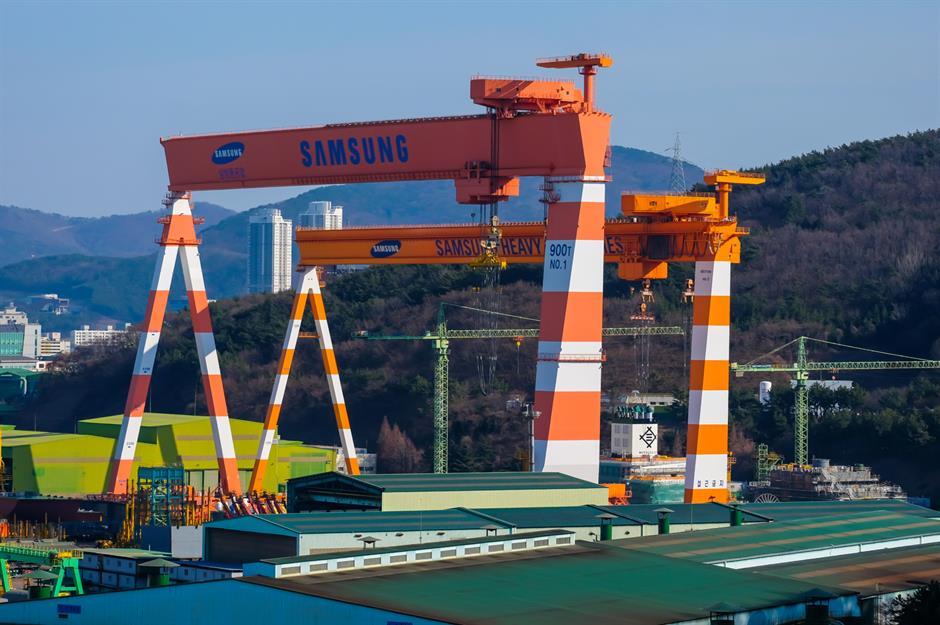 Samsung ไม่อยากตกขบวนอุตสาหกรรมที่กำลังเติบโตอื่น ๆ