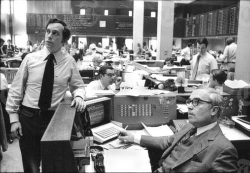 Micheal Bloomberg สมัยเพิ่งเริ่มเข้าสู่ Wallstreet ใหม่ ๆ