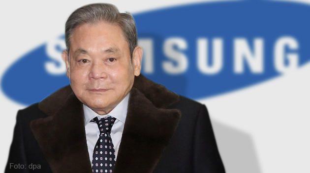 Kun-Hee ผู้พลิกโฉม Samsung เข้าสู่ยุค Digital