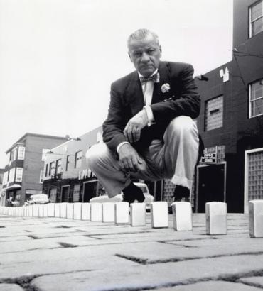 George G. Blaisdell ผู้ก่อตั้งแบรนด์ Zippo