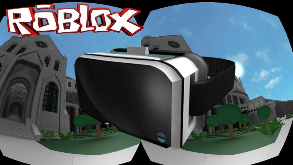 Roblox VR กับการนำเทคโนโลยี VR มาใช้กับเกม