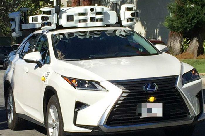 ทดสอบเทคโนโลยีขับเคลื่อนอัตโนมัติของ Apple ด้วย SUV ของ Lexus