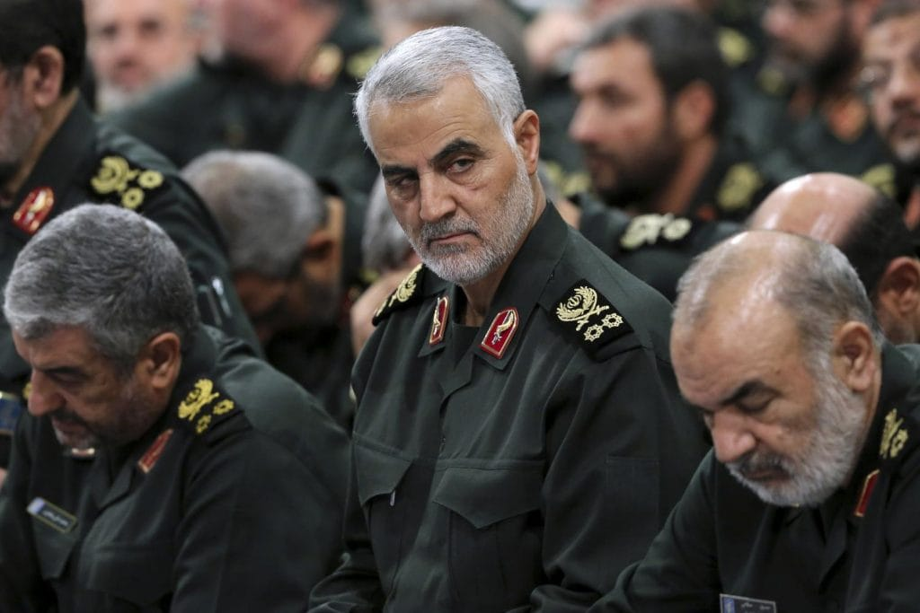 Soleimani  ยอดนายพลแห่งอิรัก ที่ถูกสังหาร