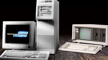 Compaq ที่ได้ก้าวขึ้นมาเป็นเบอร์ 1 ของโลกในยุคนั้น